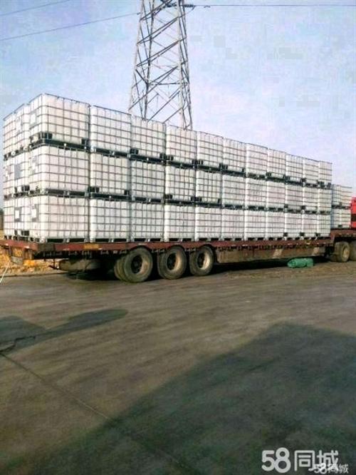 济南高价回收大铁桶,回收二手吨桶,塑料桶,各种包装桶回收