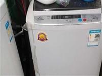 长虹全自动洗衣机,7.2kg容量,买来2年左右,因租房房东自带洗衣机,这个洗衣机一直没用,闲置了一年...