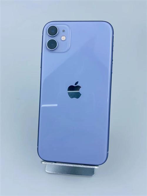 自用iPhone11  国行128G  在保80天  外壳无磕碰  需要的联系