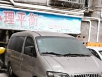 江淮瑞风汽车,因排放不达标未能上牌,停放很久,废品回收!