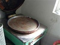 电加热双面加热大饼,煎饺,豆腐卷都可用。九成新