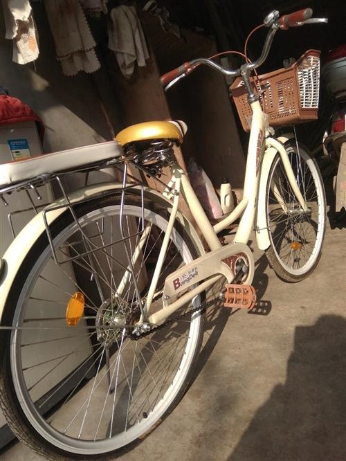 原價288元輕便自行車,買回來娃不滿意不騎,降價處理218,看上的聯系