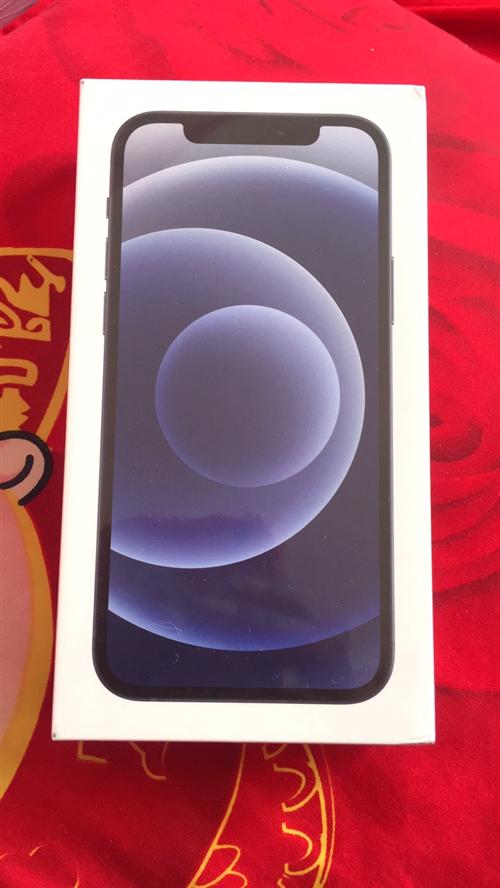 老姐公司年會抽到的 因為有手機用  這個出了 蘋果12 黑色64g 未拆封 發票也有但是在廣州  發...