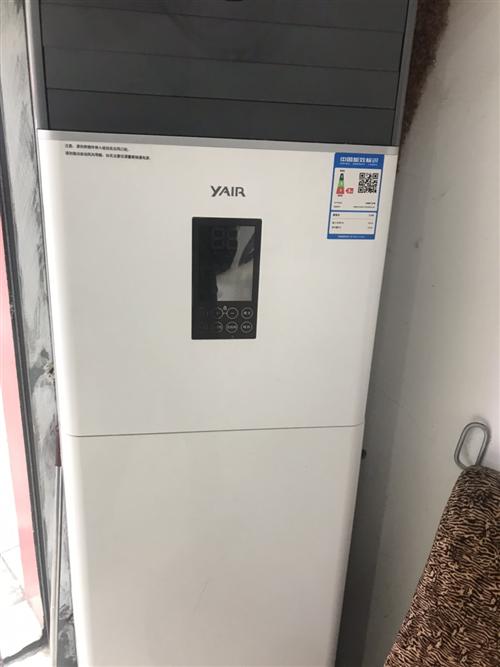 2019年買的揚子3P空調,買來用了一年,現價出售2000元