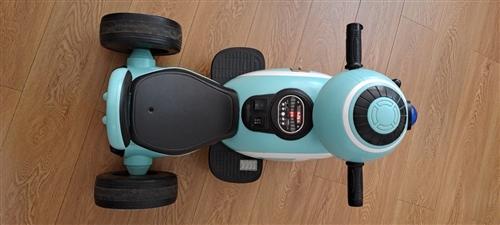 儿童电动电瓶摩托车,可充电!适合一岁半以前宝宝骑