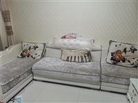沙发,茶几,电视柜,由于置换新沙发,现低价处理1000元,(不包含运费)地址御景园小区,有意者请与我...