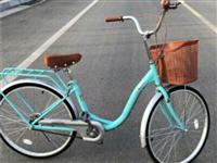 求购二手自行车一辆,**普通女士自行车,买菜用。