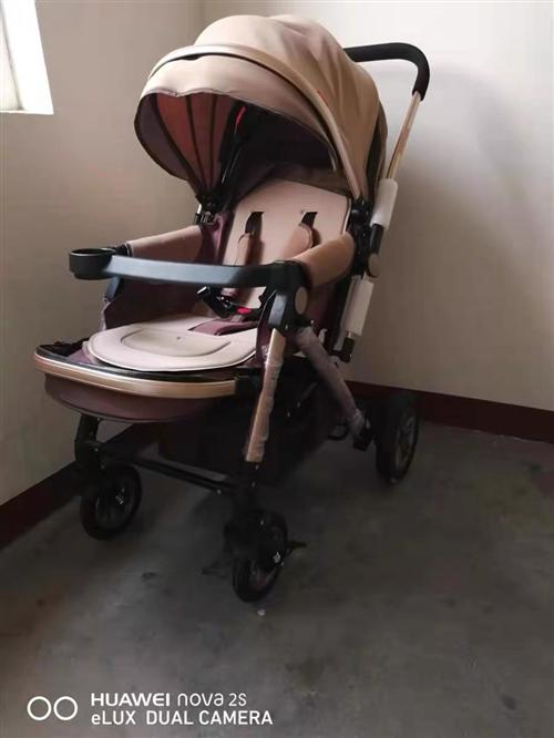 亲戚家的儿童折叠车,闲置转让,有兴趣的联系,尾图有联系方式
