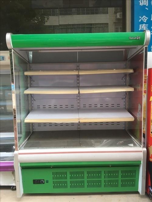 冷藏水果、茶叶风幕柜转让