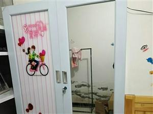 杨庄公租房带镜子衣柜
