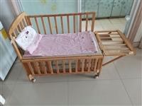 婴儿床,长一米可加长一米三