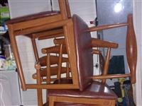 铁艺牛角椅6把 几乎全/新 40一把 黔江自提 有意者联系15223949017