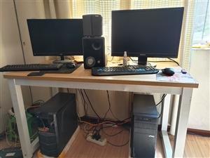 低价转让电脑二台