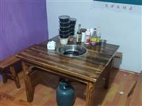 **火锅桌。  几乎没用,  150一张。 邛崃北门自提。