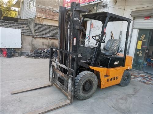 三吨正常使用的杭州叉车出售