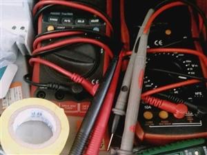 专业电工技能服务上门维修电路故障跳闸漏电解决,空开跳闸,安装维修灯具,换水龙头,脸盆下水安装,维修电...