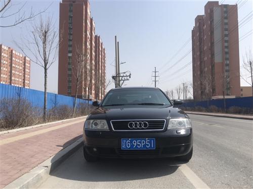 出售本人座驾奥迪RS6,不是普通的A6原装进口,稀有黑车黑内,可遇不可求。这个车是公家政府局长一手车...