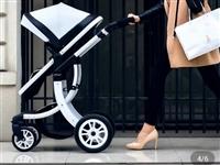 teknum婴儿推车可坐可躺高景观折叠避震轻便新生儿宝宝儿童手推车