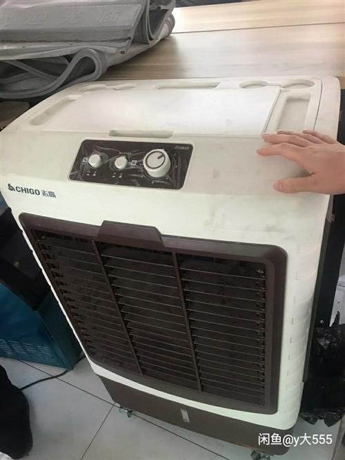 志高大號空調扇,水循環冷風機,風力大,制冷效果好。適合大環境,高1.1米。98成新。不講價