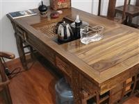 茶桌+椅子5把=1500元,电话13320399099