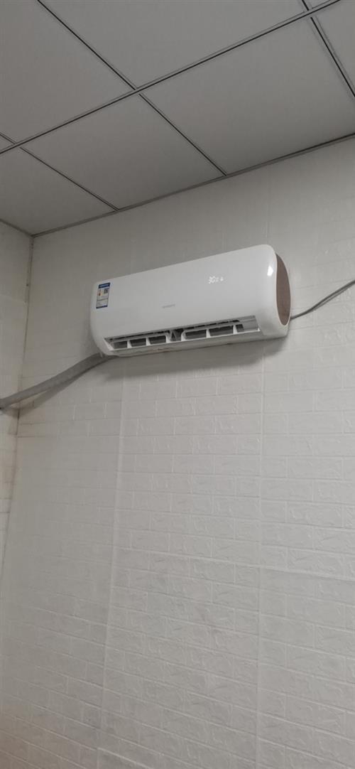 出售99新1.5匹空调包安装500元18355804604