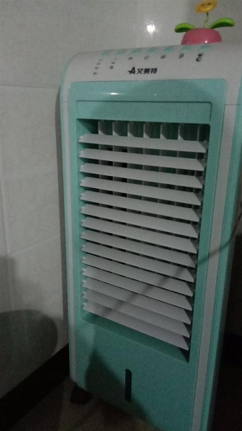 出售一台空调扇,九十九点新%。