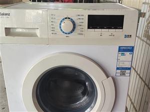 闲置滚筒洗衣机一台.16年购入,功能完好,没有维修过