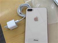 苹果8plus,价格1888,64G金色,速度杠杠的