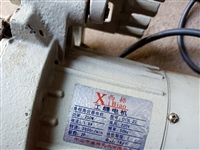 发财电车电机一台出售,正常使用,电机可保用一个月