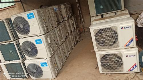 二手空调,博兴县包安装,质保一年,2018-2020年机器,成色好,需要私聊,价格900-1700,...