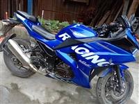 R35   200cc证件齐全,九成新。已上牌。没怎么骑,才1800公里。低价处理。