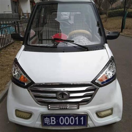 特鲁夫四轮电动车,九成新,原用于接孩子上下学,现闲置出售。价格6500元。电话:1385437031...