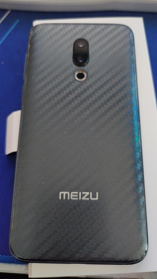 魅族16th,高通骁龙845处理器,6+64 个人自用手机  成色如图,京东自营购入,目前在保。有发...