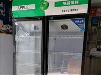 转让★99新688升双门饮料柜保鲜柜 尺寸2000?? 1200?? 550