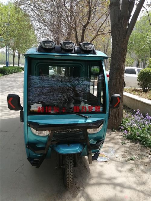昊丰电三轮,一米六车厢,刚买一个多月,没用过几次,用不着了,想出售,价格还可以商量