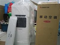 志高移动空调独立除湿空气净化,制冷一匹,95成新