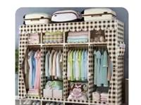 请问群里有人需要衣柜的吗,因本人搬家整理特低价处理,价格优惠。如有需要联系15916922443...