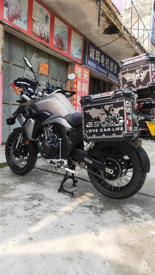 珠峰凯越500X 2021年1月29上牌 只走了2711公里 车况精品,所见既所得 加装...