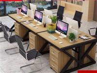 两个一起一个前台一个大办公桌低价处理