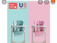 babycare宝宝餐椅8500,粉色,淘宝价368。九成新。有想要的可以致电咨询小甘1379449...
