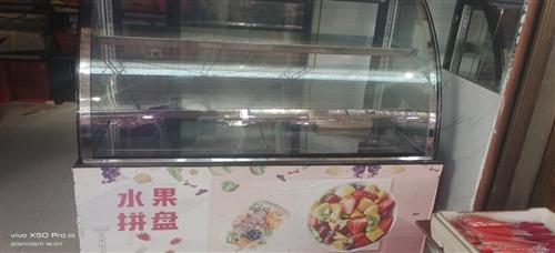 陈列柜-风冷,蛋糕柜,鲜果蔬菜类。