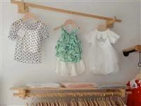 童装店不做了 所有夏装全部低价出售