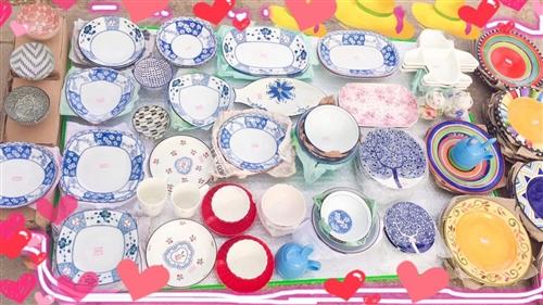 现有一批陶瓷餐具低价出售,买来后应无条件去打理,都是精品,一直存放中,有意者,请联系13854422...