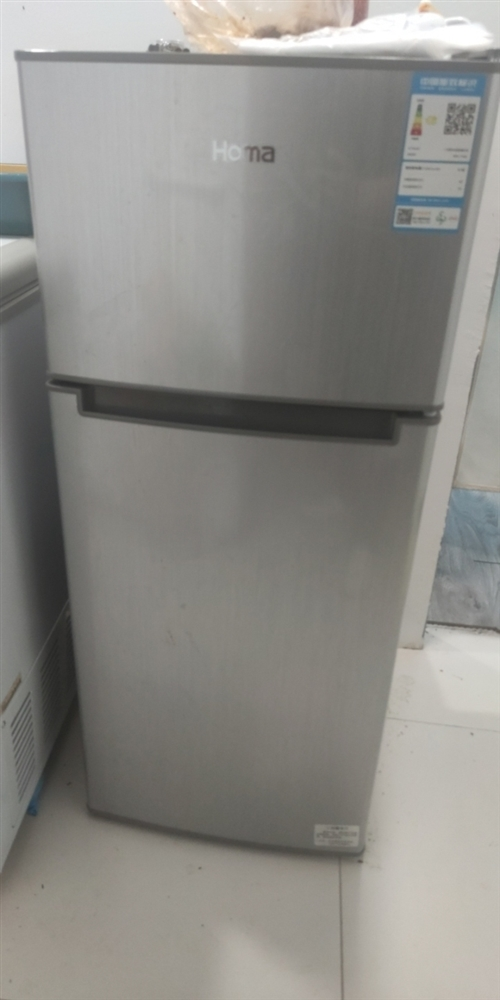 奥马冰箱   上冻   下冷藏刚买一个月,空间不够用转售