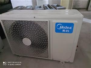 出售二手八成新美的35和72变频风管机,变频风管机,大量出售、回收、出租二手空调,所有空调,专业家电...