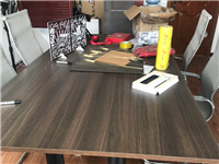 会议桌加10把椅子处理
