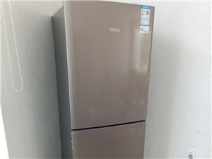 海信50寸液晶,海尔的冰箱购买于2020年10月。