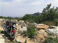 转让雅马哈剑王250摩托车,一直使用的大玩具,发动机响应快,操控性随心,真空轮胎,护杠带射灯,本田雅...