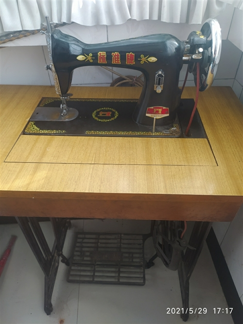 标准牌缝纫机