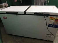 出售二手冰柜,九成新,2020年7月份购买的